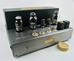 Raphaelite CS30-MKII 300B Vacuum Tube Single-Ended Integrated Amplifier & Power Amplifier with Remote