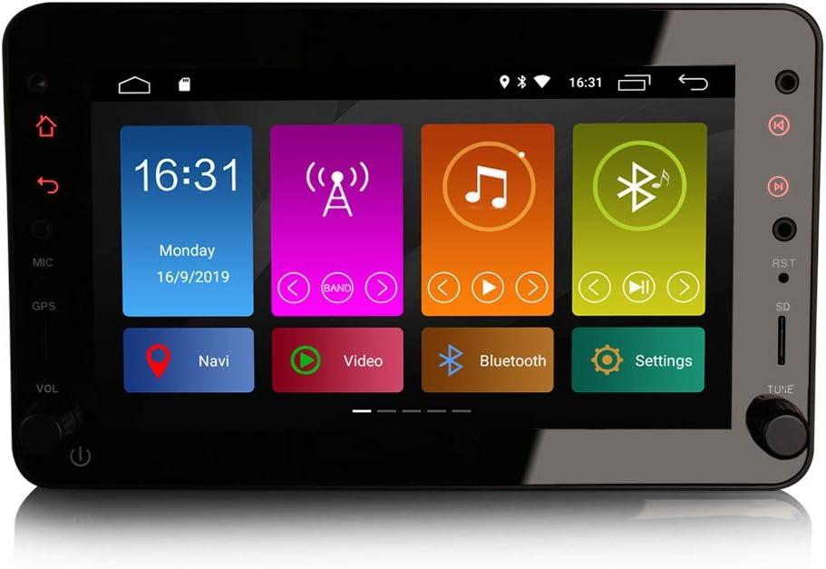 ERISIN 7 Pulgadas Android 10.0 Autoradio para Alfa Romeo Brera ...