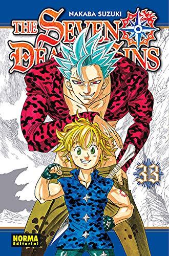 The Seven Deadly Sins 33 por Nakaba Suzuki