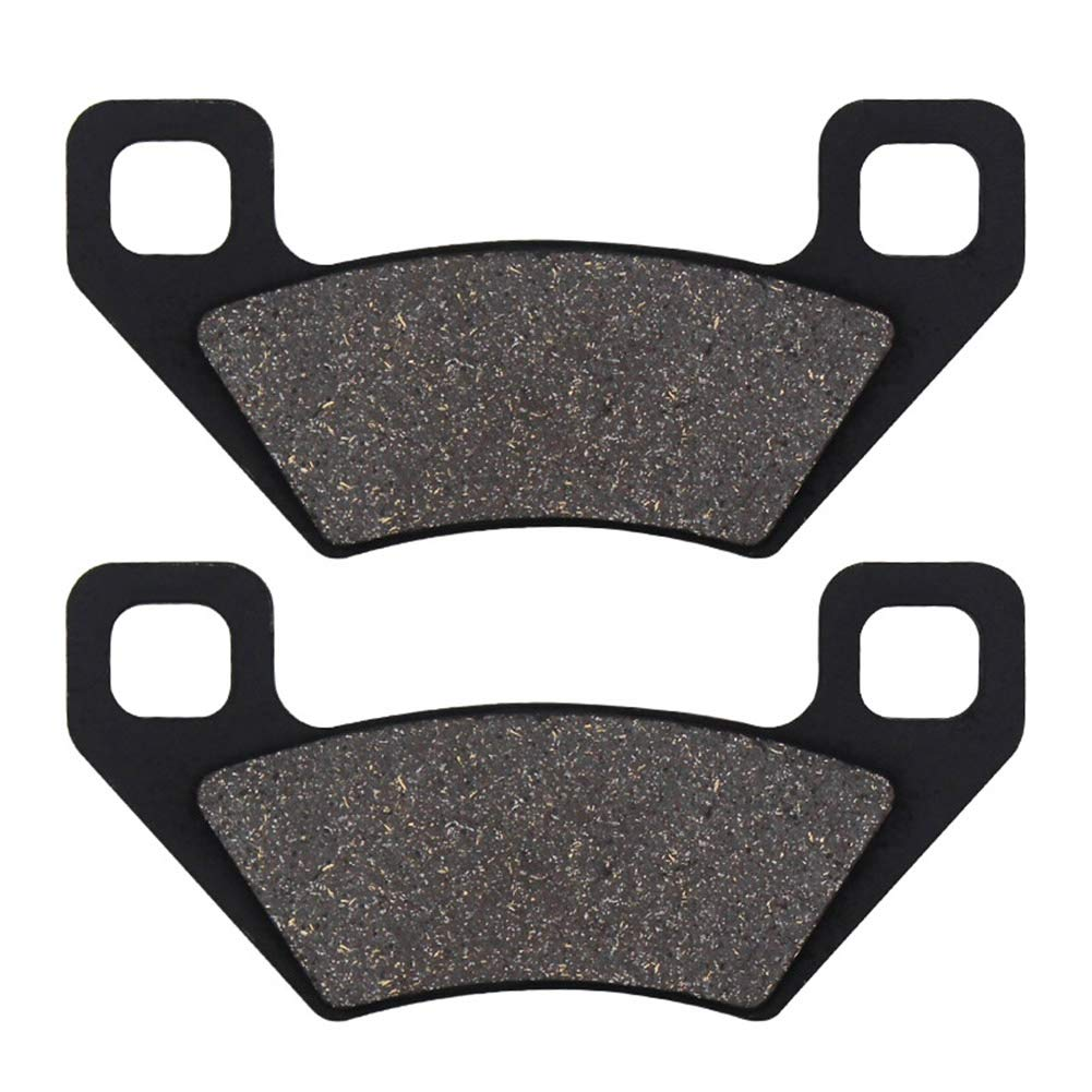 Road Passion Front /& Rear Brake Pads for ARCTIC CAT 650 H1 TRV 4x4 Auto09//650 V-Twin Auto FI5 06//650 V-Twin 4x4 FI5 04-05//650 H1 TBX 4x4 Auto 09-11//650 H1 Mudpro 10-11