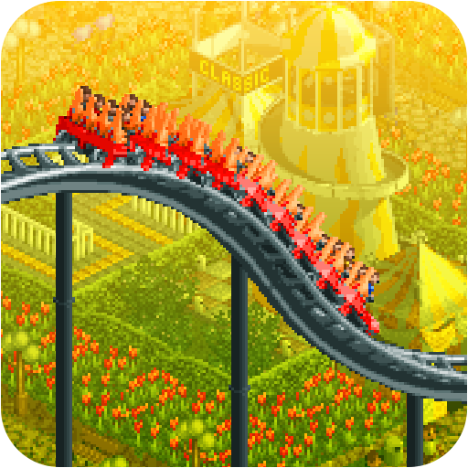 Theme Park - RollerCoaster Tycoon® Classic