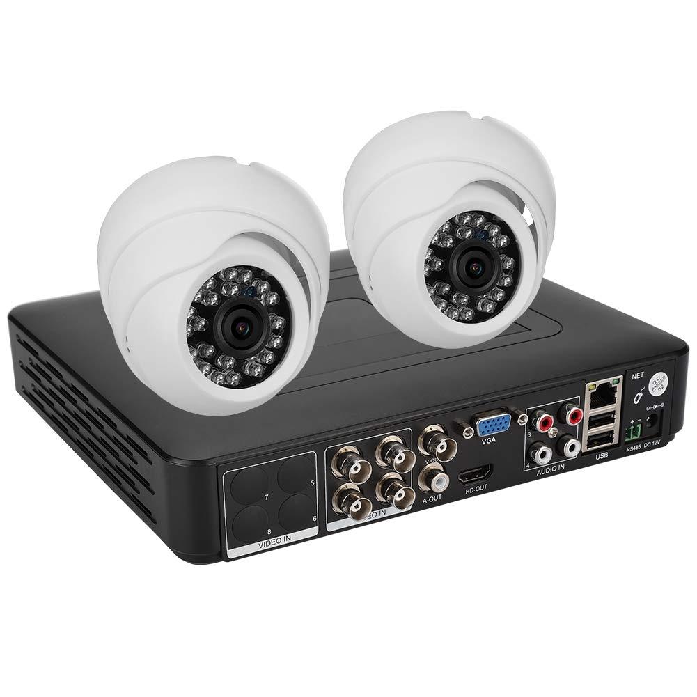 1080 P 1080 HD監視カメラキット セキュリティカメラ 200 デュアルチャンネル 同軸AHD 監視ビデオセキュリティカメラキット 200 01# wピクセルビデオレコーダー(01#) 01# B07P5C21T1, 人気アイテム:460603c7 --- harrow-unison.org.uk