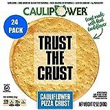 """CAULIPOWER Cauliflower Pizza Crust, 10"""", 24-pack"""