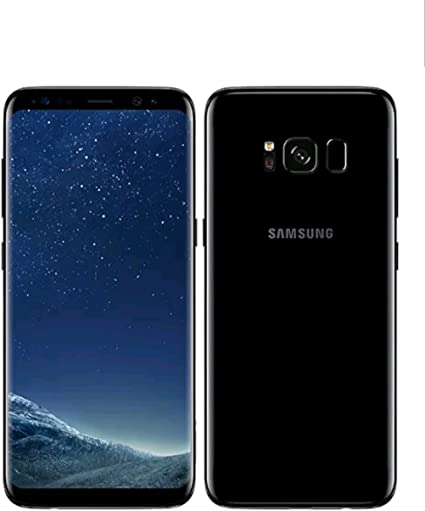 Samsung Galaxy S8 Dual SIM 64GB SM-G950FD Midnight Black: Amazon.es: Electrónica