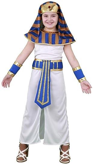 Disfraz 10 Años Faraona 12 Para De Niña sdhtrQ
