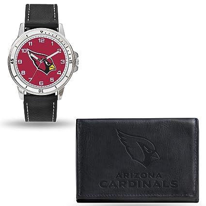 Amazon.com   Rico NFL Men s Watch and Wallet Set WTWAWA3601 eaef76560