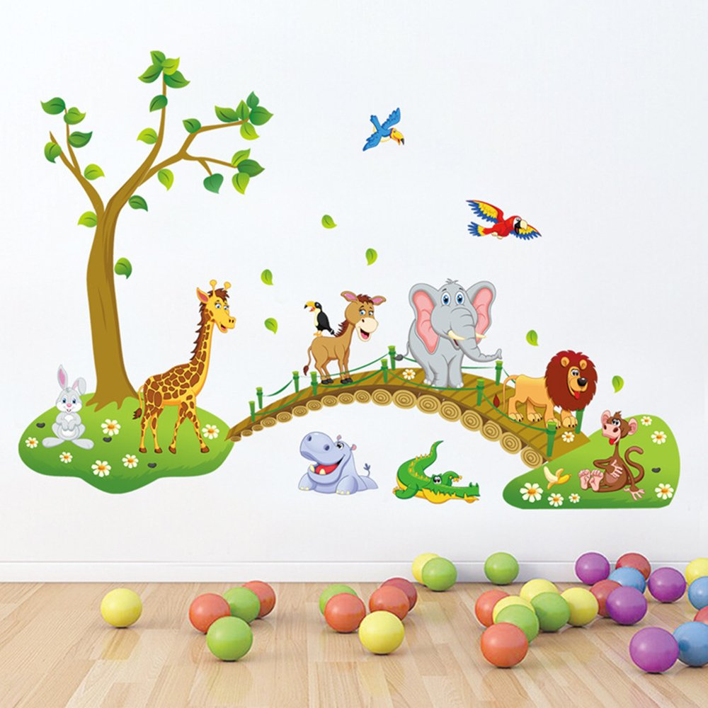 Vinilo Decorativo Pared [79DMSV99] animales