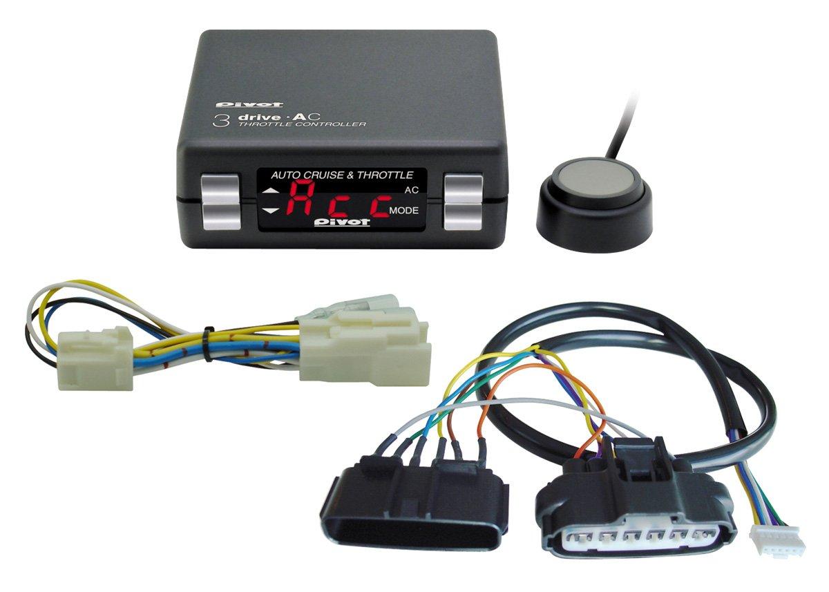 PIVOT (ピボット) スロコン 3-driveAC (THA) 専用ハーネス【3点セット】(THA/TH-2A/BR-2) THA-2A-2 B008KCD3J0