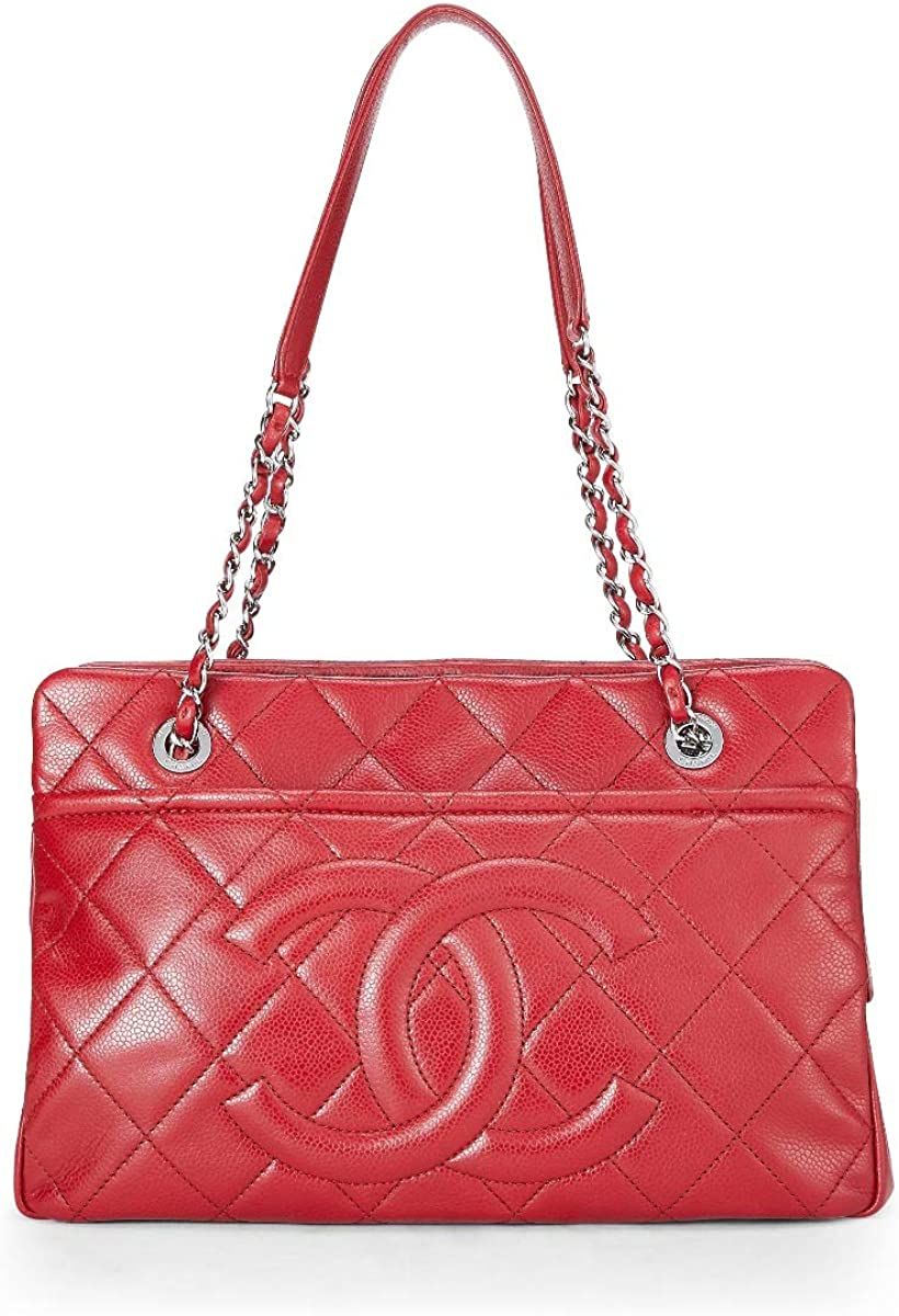 CHANEL Red Caviar Timeless