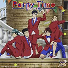 Cap To Bin - The New Prince Of Tennis (Anime)Party Time [Japan CD] NECM-10210