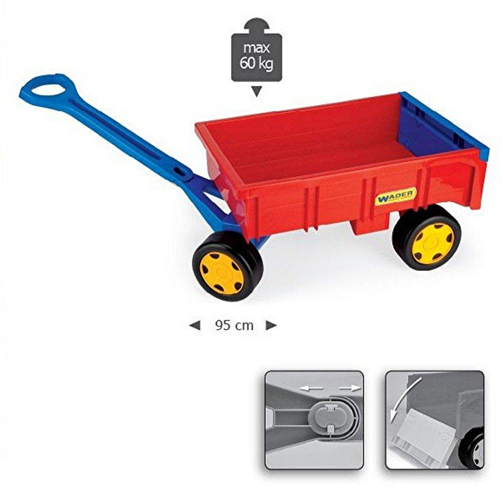Wader Handcart red