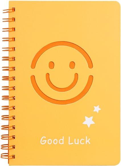 A5 cuaderno de anillas con tapas de plástico de tapa cuaderno 110 ...