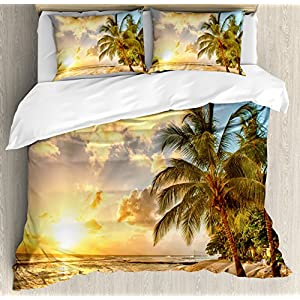 61UGP7wBEKL._SS300_ Hawaii Themed Bedding Sets