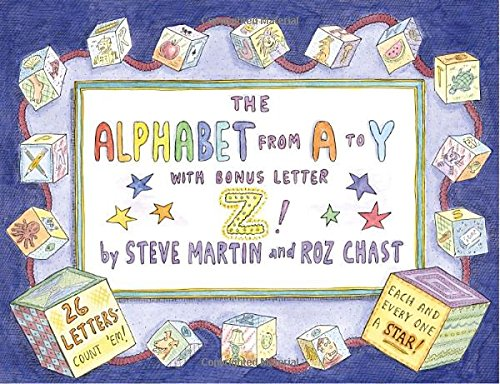 The Alphabet from A to Y With Bonus Letter Z!