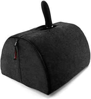 product image for Liberator BonBon Sex Toy Mount, Microsuede Black