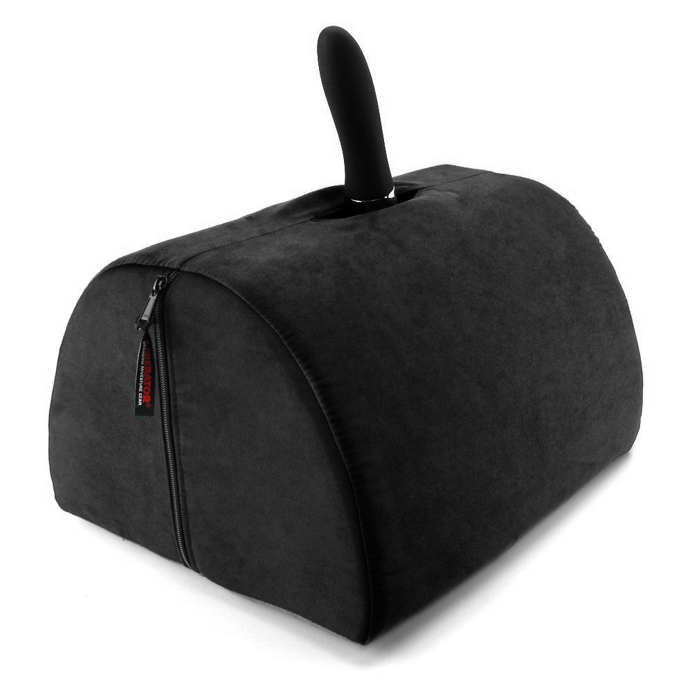 Liberator BonBon Sex Toy Mount, Microsuede Black by Liberator