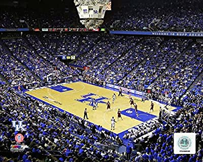 "Kentucky Wildcats Rupp Arena 8"" x 10"" Photo"