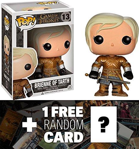 Game of Thrones Brienne of Tarth: Funko POP! x Vinyl Figure