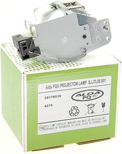 Beamerlampe Ersatzlampe f/ür NEC NP13LP Projektoren Lampe mit Geh/äuse Alda PQ-Premium