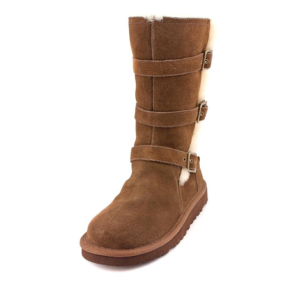 UGG Australia Children's Maddi Shearling Boots,Chocolate,1 Child US by UGG