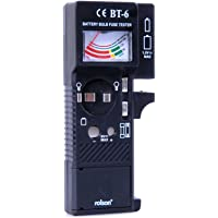 Rolson 28101 Multi Size Battery Tester