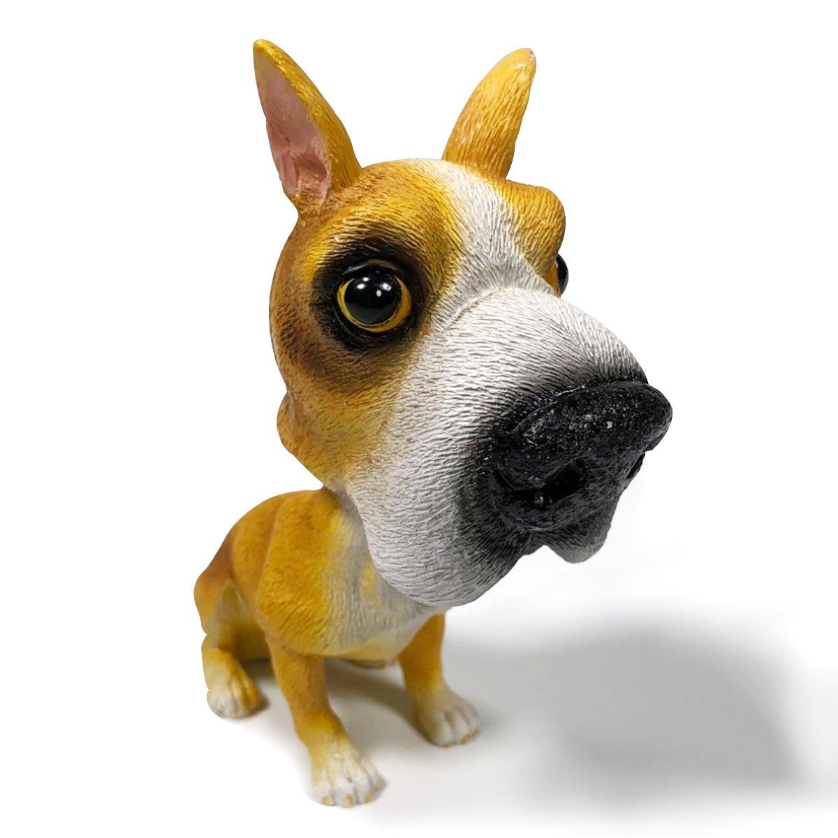 COGEEK Bobble Head Dogs Bobbing Heads Car Dash Puppy Car decoration Dachshund