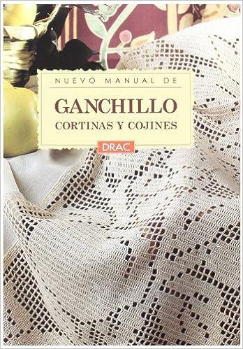 Ganchillo - Cortinas y Cojines (Spanish Edition): Jesus ...