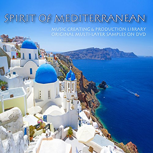 Mediterranean Spirit - unique 24bit WAVE Multi-Layer Studio Samples Production Library on DVD or download by SoundLoad