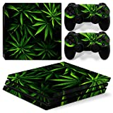Cheap OKFCUS Protective Vinyl Skin Decal Cover for Sony PlayStation 4 PS4 Pro Console Sticker Skins 1#