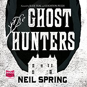 The Ghost Hunters Audiobook