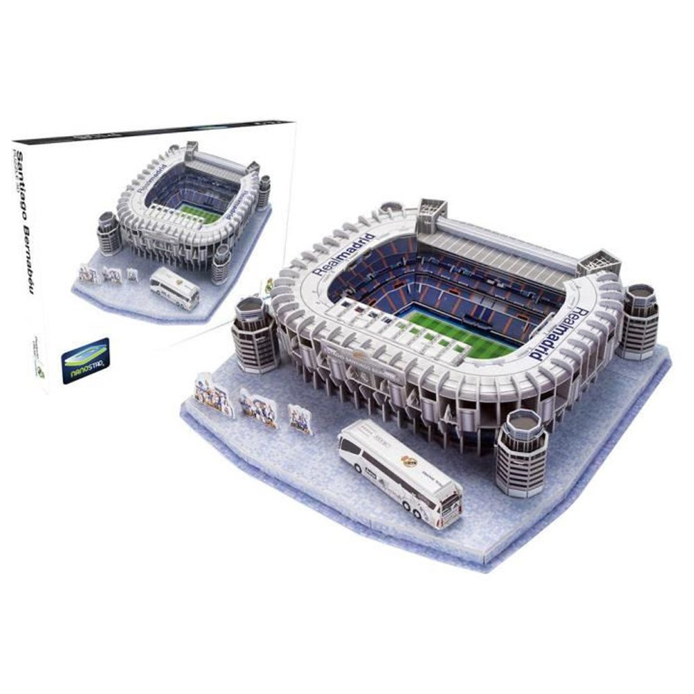 9b8a65dfa881b Giochi Preziosi - Nanostad Puzzle 3D Stadio