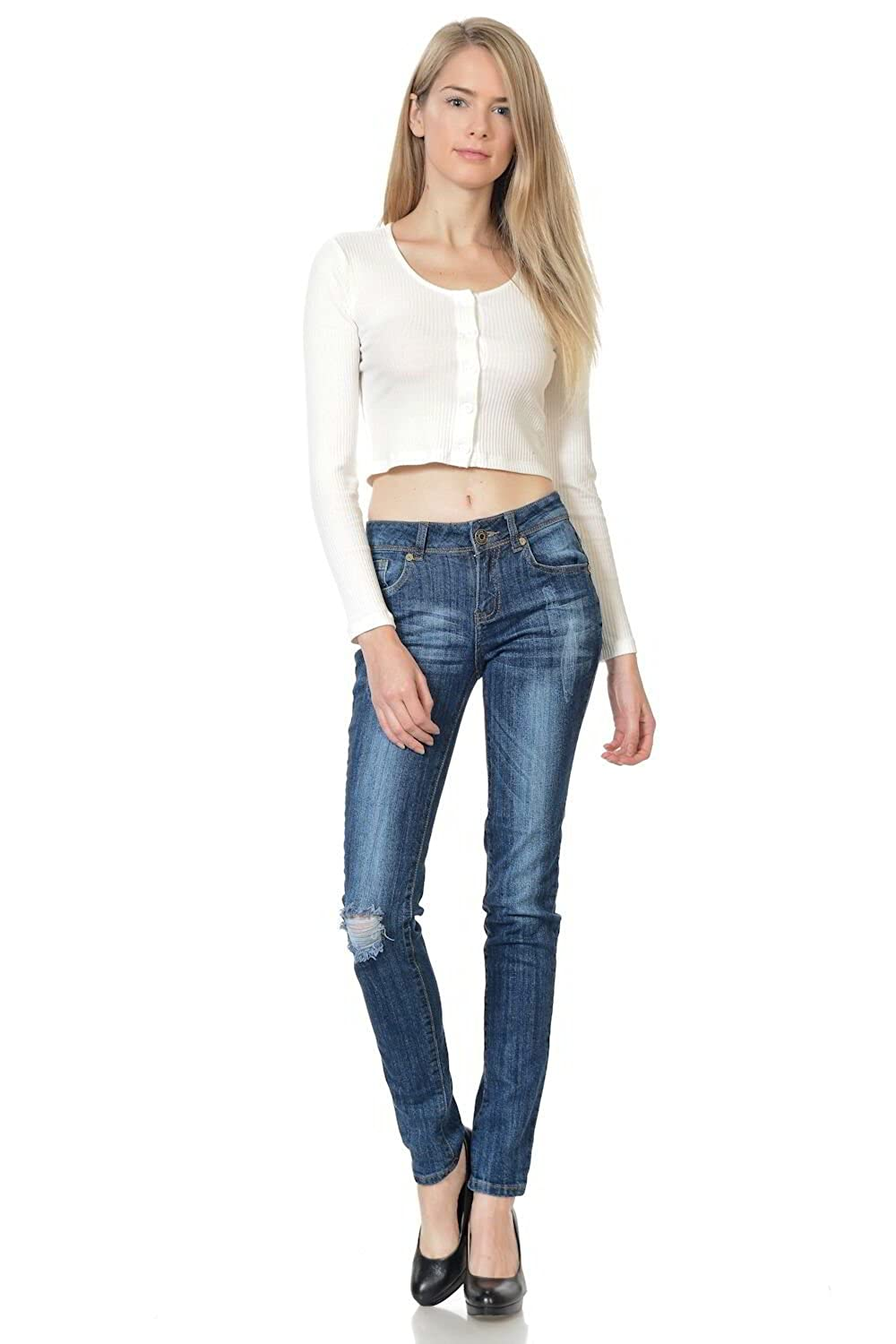Sweet Look Premium Edition Women's Jeans - Style X24