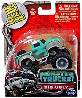 Amazon Com Monster Trucks Movie Big Bubba Diecast Car