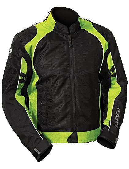 Amazon Com Castle Pulse Motorcycle Jackets Hi Vis Large Automotive