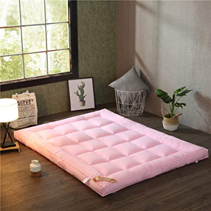 Amazon.com - WJH Fluffy Sleep Mattress, Bed Mattress Topper ...