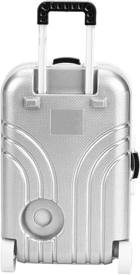 Accessoire pour Poup/ée Goki Suitcase Violet /À Pois Blancs 2040742
