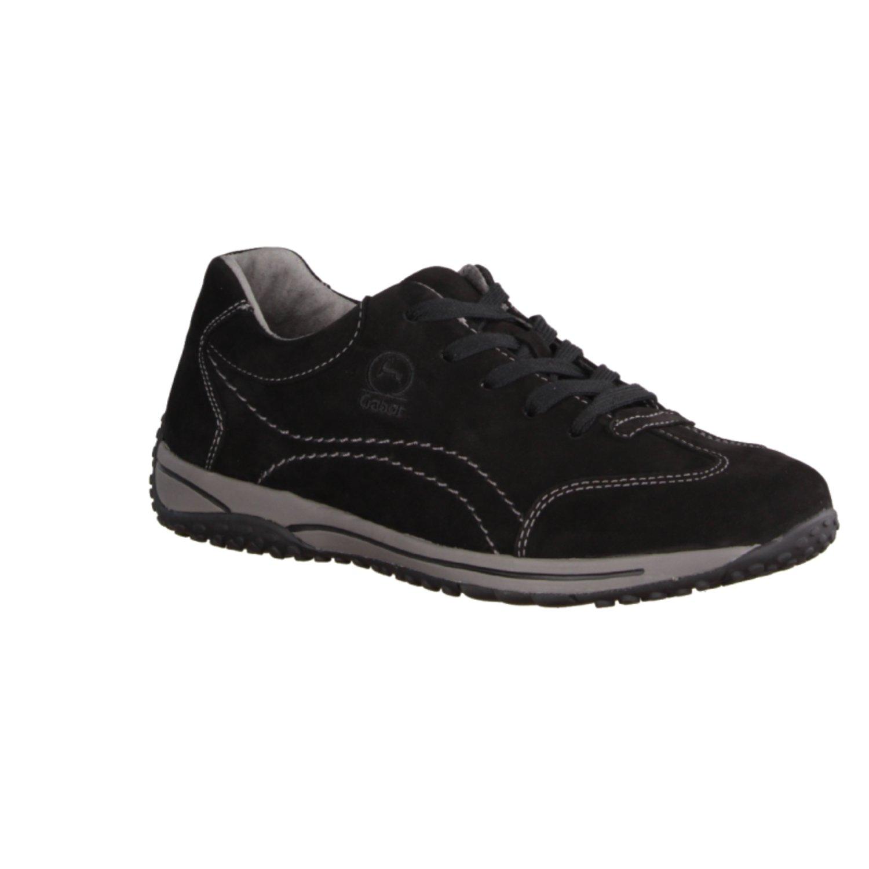 Gabor Geno - Zapatillas Mujer 5.5|- 47°schwarz