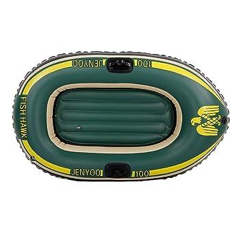 Juego de Kayak Inflable for 1 Personas con Remos de Plástico Y ...