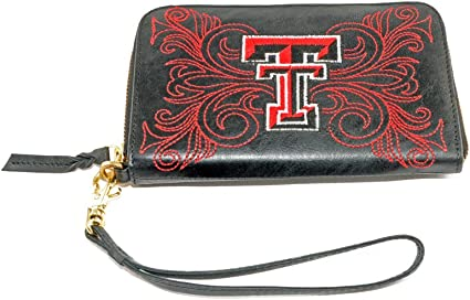 Ole Miss Rebels Gameday Boots New leather university of Mississippi wristlet