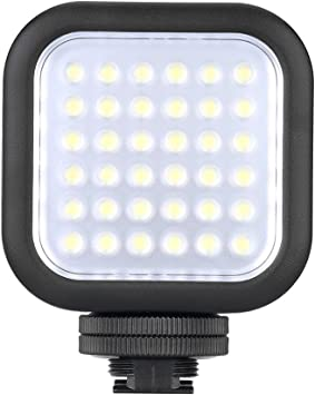 Godox LED 36 Mini LED Luz de Video para DSLR Cámara Mini ...