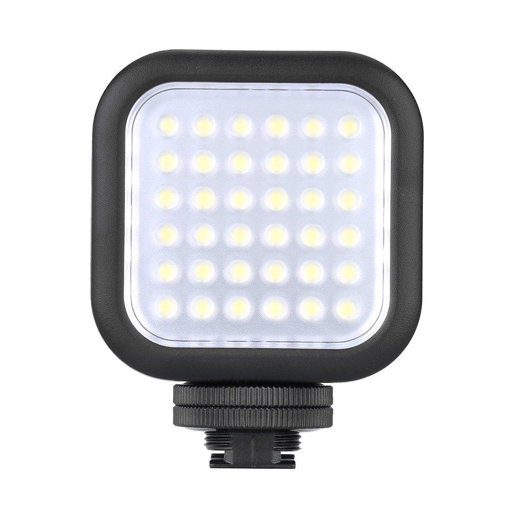 Godox LED36 Video Light 36 LED Lights lightweight and portable for DSLR Camera Camcorder mini DVR 4332006304