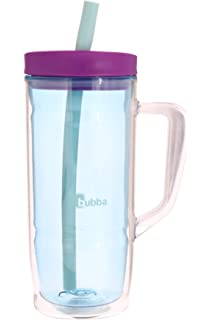 583cdd66b9c Amazon.com: bubba Envy Insulated Double Wall Mug: Kitchen & Dining