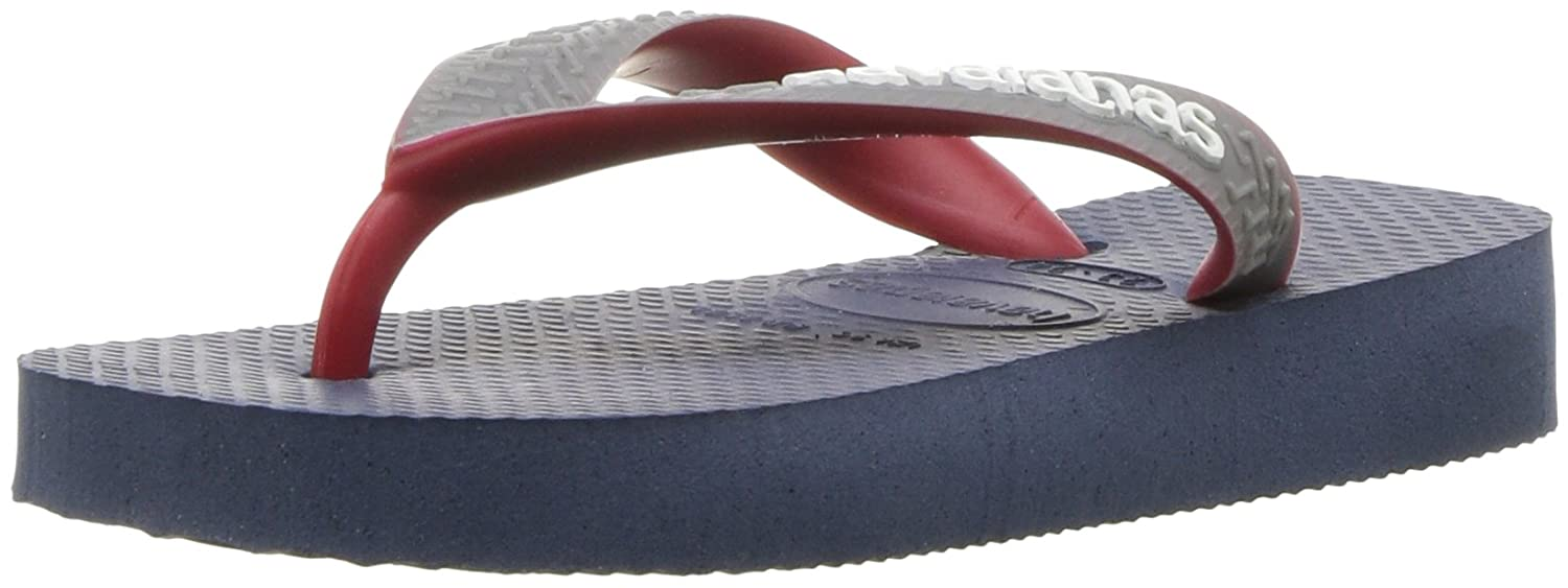 Havaianas Kids Flip Flop Sandals, Top Mix, (Toddler/Little Kid) TOP MIX - K
