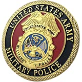 United States Army Military Police / Army MP G-P Challenge coin 1104#