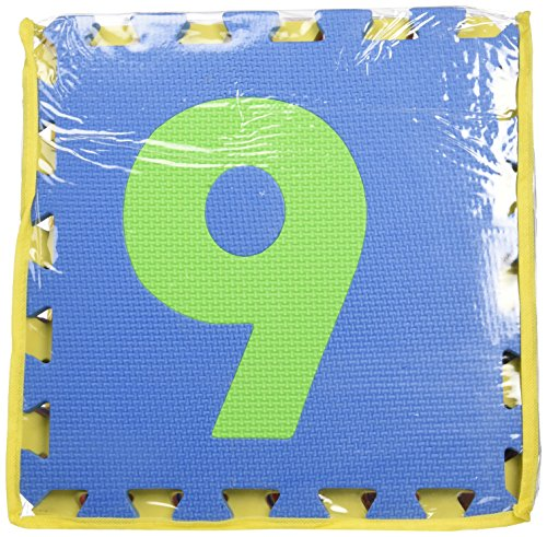 (Edushape 706153 Edu Tile Numbers)