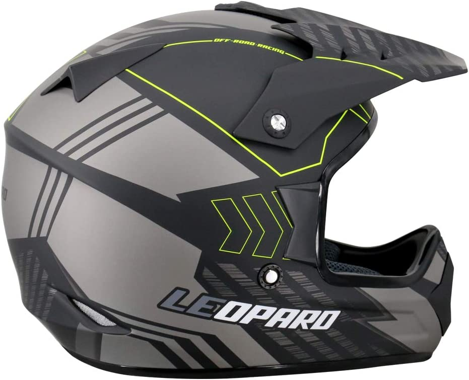 Leopard LEO-X307 Motocross Helmet Motorbike Motorcycle MX Enduro Off Road Helmet