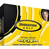 Bridgestone Golf 2014 xFIXx Golf Balls (1 Dozen), Yellow
