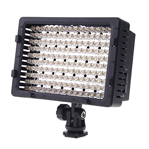 162 opinioni per Luce LED,Andoer faretto led,160 LEDs Light for Studio,Studio Video Photo Pad LED