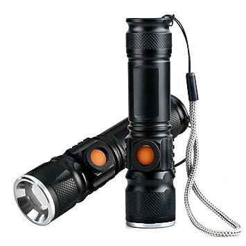Helle 2000 Lumen CREE Q5 LED Taschenlampe nur 2, Euro inkl