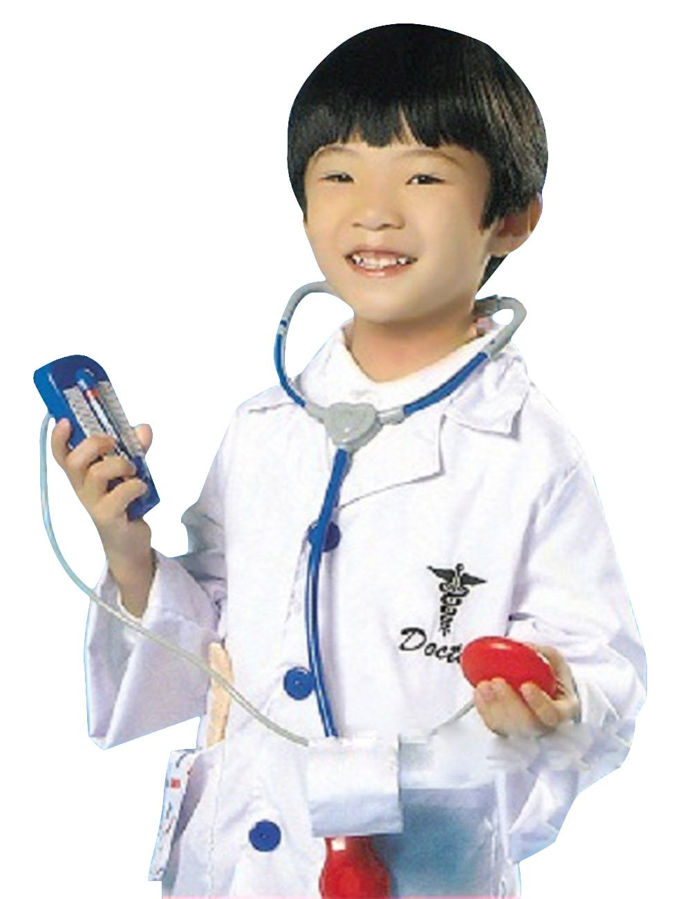 THEE Child's Halloween Doctor Dress up Costume Set